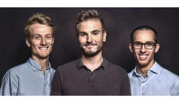 Clément Mauguet, Lucas Bertola et Sébastien Beyet, brefeco.com