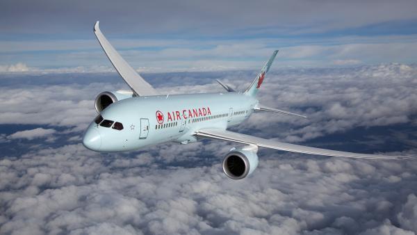 Le Lyon-Montréal d'Air Canada a réussi son envol
