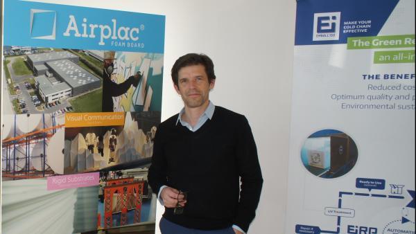 Nicolas Parise rejoint AERPANEL, nouvelle filiale d'Emball'Iso