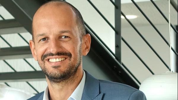 Amaël Grivel, dirigeant de Ciril Group.