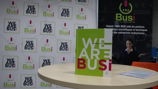 En 20 ans, Busi a fait éclore une centaine d'entreprises