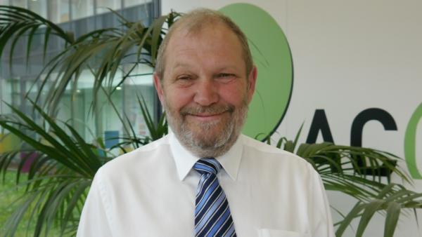 André Dupont, président d'Accinov.