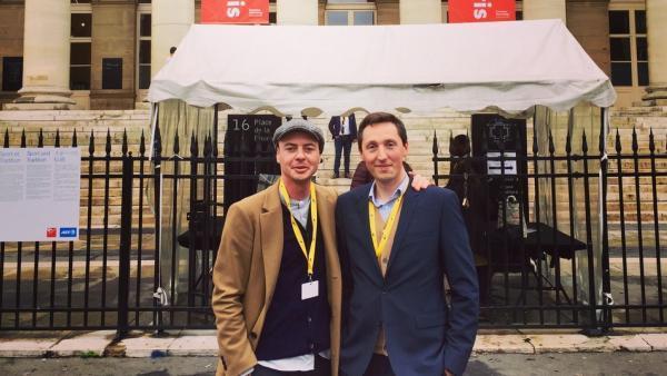 Arnaud Perret et Pierre Voreux brefeco.com
