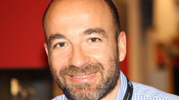 Frédéric Brun, président de la société Arturia.