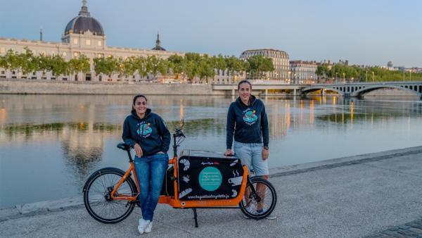Baguette à Bicyclette a doublé son chiffre d'affaires en 2019 avec plus de 150 000 euros brefeco