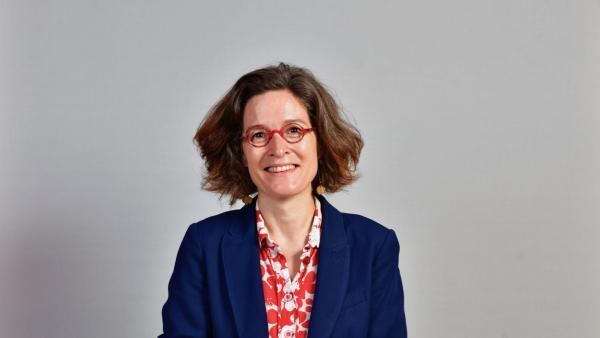 Emeline Beaume, 1ère vice-présidente de la Métropole de Lyon,