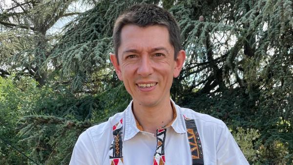 Benjamin Pallière, cofondateur de Rhône et Légumes.