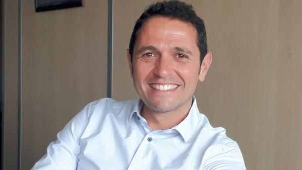 Benoit Csakvary, fondateur et CEO de la start-up Crealitix