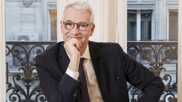 Bertrand Rambaud, président de Siparex - bref eco