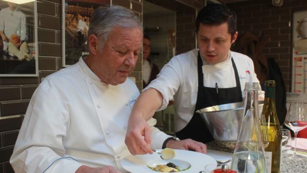 Georges Blanc et Florent Maréchau, brefeco.com