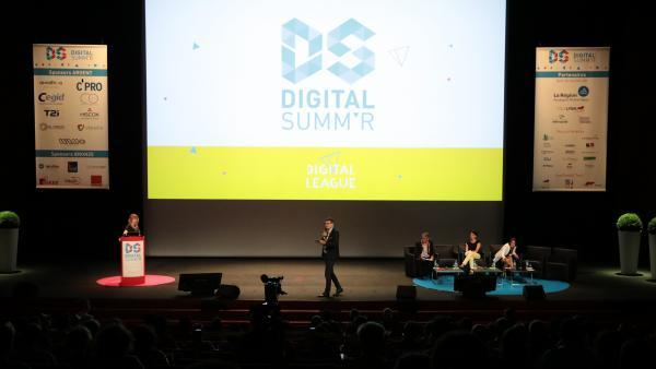 Le Digital Summer du jeudi 6 juillet