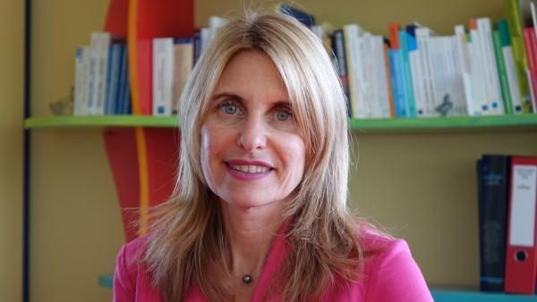 Valérie Lorentz-Poinsot, directrice générale des Laboratoires Boiron - bref eco