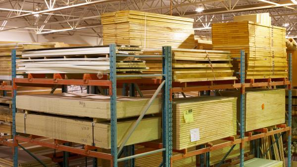 La filière bois en forme dans la région