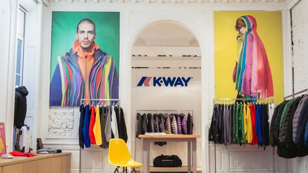 Boutique K-Way
