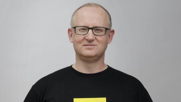 Laurent Laporte est Pdg de la société Braincube.