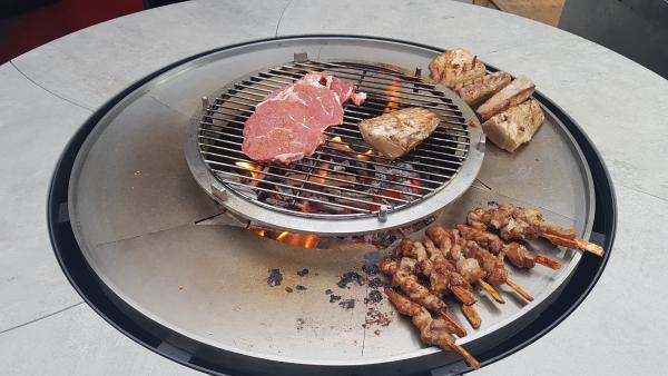 Brasero barbecue Seguin, brefeco.com