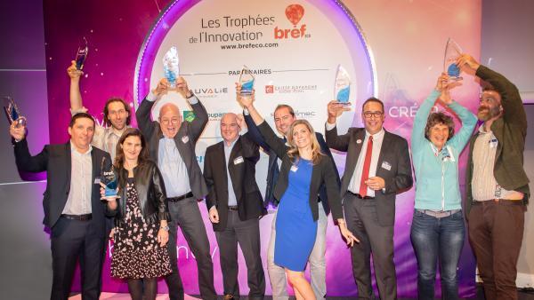 Les Lauréats des Trophées Bref Eco de l'Innovation de Grenoble
