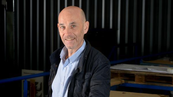 Bruno Voland, président de l'UIMM Lyon - bref eco