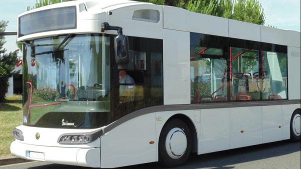 Première de la technologie hydrogène Michelin/Symbio dans le transport de voyageurs
