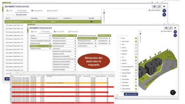 AC Environnement structure son offre de gestion de la donnée liée au patrimoine bâti