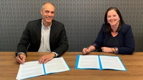 Mazaud et LafargeHolcim signent un partenariat pour développer des modes de construction durable