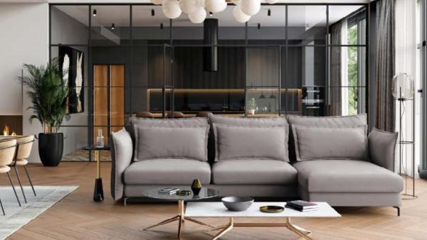 Le groupe Senso Pur / Maison Aubertin se lance dans le canapé
