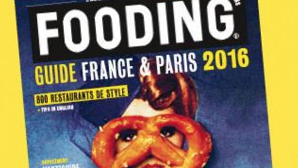 le Guide Fooding s'est illustré par sa capacité à aborder la gastronomie sur un ton décalé.