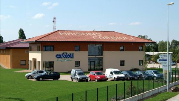 Une médaille d'or et un chiffre d'affaires en hausse pour Corbioli