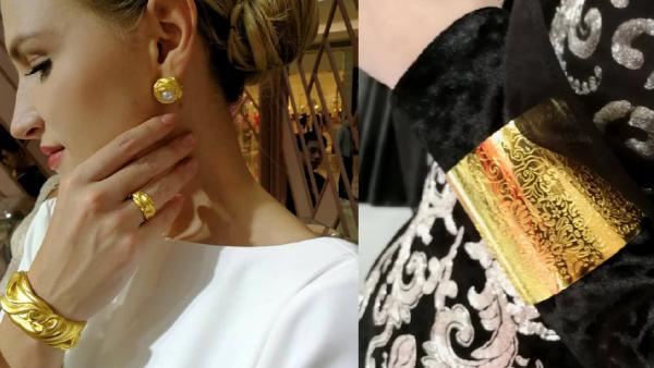 Une designer stéphanoise signe des bijoux pour un joaillier chinois