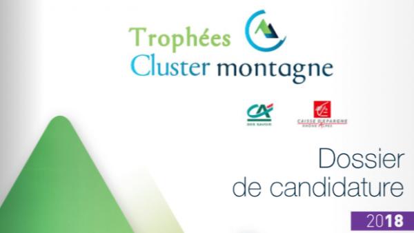 trophées du cluster montagne, brefeco.com