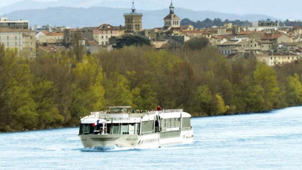 Une nouvelle halte fluviale à Valence
