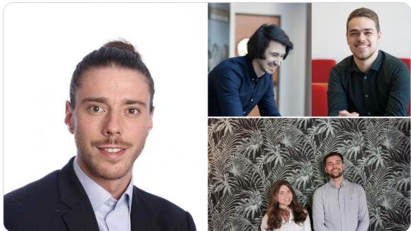 3 start-ups reçoivent à Lyon reçoivent une aide de la part de la Fondation Le Roch-Les Mousquetaires pour développer leur projet.