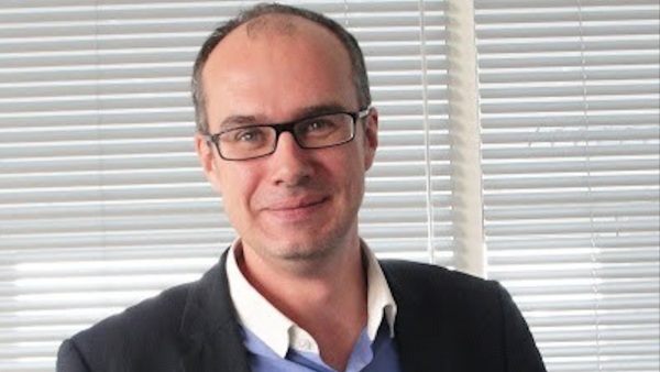 Benoît Neyret, dirigeant du groupe textile Neyret.