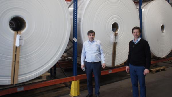 Emball'Iso crée une filiale pour ses panneaux en polystyrène recyclable
