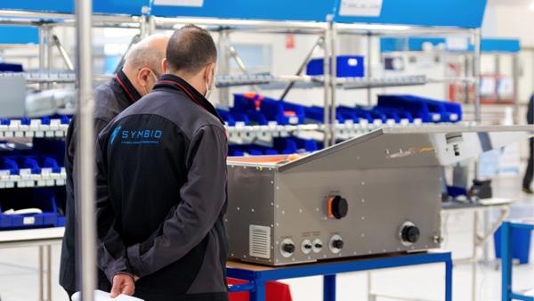 À Saint-Fons, Symbio veut une usine neutre en carbone