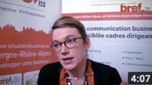 Interview de Caroline Thévenon, chef de la bananeraie lyonnaise chez Michel et Augustin