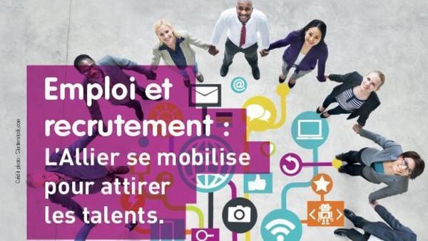 Le CEEA et l'Allier se mobilisent pour attirer de nouveaux talents