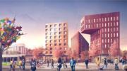 Ilot Poste-Weiss : signature de l'acte de vente entre l'Epase et Cardinal/Vinci Immobilier