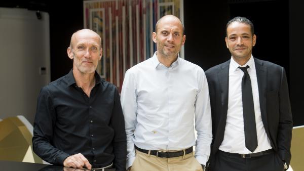 Jacques Garcès, Nicolas Gagneux, et  Karim Abdellaoui, brefeco.com