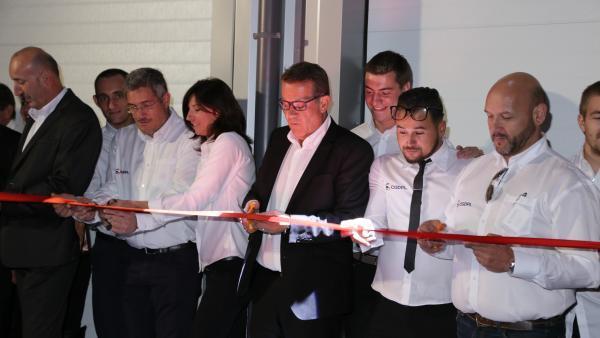 CGDPL installe son siège social à Limas
