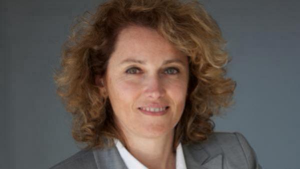 Christine Guillen, cofondatrice et dg d'Elsalys Biotech.