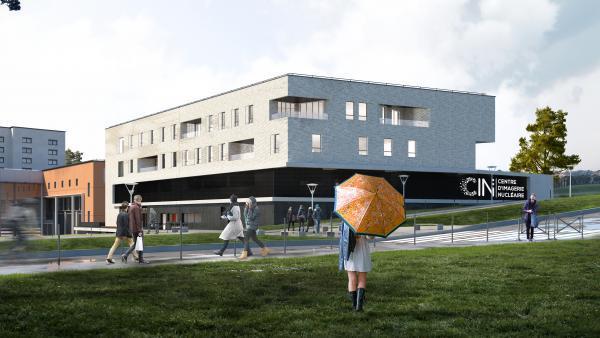 Un nouveau siège pour le Centre d'imagerie nucléaire à Saint-Etienne