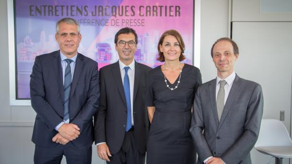 Entretiens Jacques Cartier - bref eco