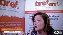 Interview de Claire Dorland Clauzel, membre du comité exécutif du groupe Michelin