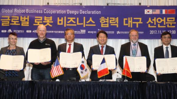 Premier consortium international de la robotique -  Brefeco.com
