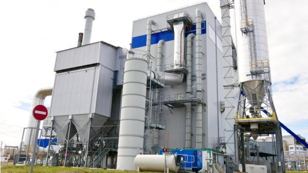 La centrale biomasse de Commentry - bref eco