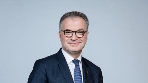 Dominique Marcel, président de la Compagnie des Alpes - bref eco