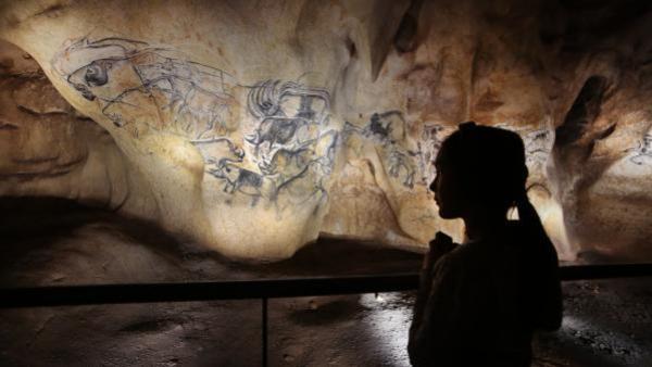 Gilbert Coudène signe l'éclairage de la Caverne du Pont d'Arc