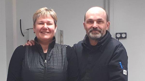 Aude et Laurent Bigoni, brefeco.com