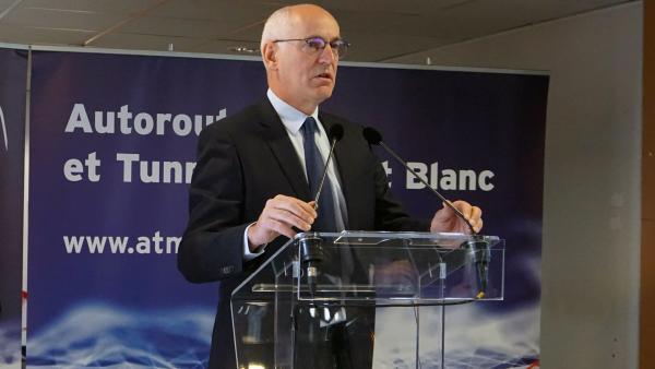 Le Savoyard Thierry Repentin, président d'ATMB